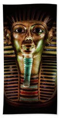 King Tut  Bath Towel