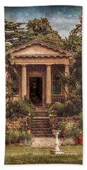 Kew Gardens, England - King William's Temple Bath Towel