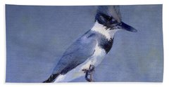 Kingfisher Hand Towel