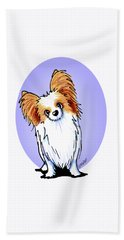 Kiniart Papillon Bath Towel