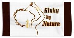 Kinky By Nature Bath Towel