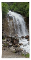 Klondike Waterfall Hand Towel