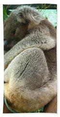 Koala Bath Towel