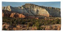 Kodachrome Basin State Park Panorama Utah Bath Towel