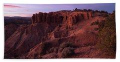 Kodachrome Basin State Park Utah Sunset Bath Towel
