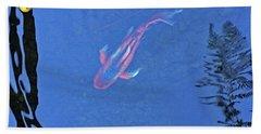 Koi No. 5-1 Hand Towel