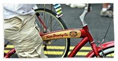 Kona Beer Bike Hand Towel