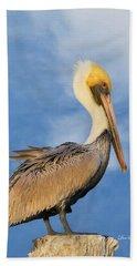 Kremer's Pelican Bath Towel
