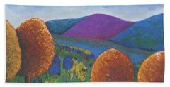 Kripalu Autumn Bath Towel