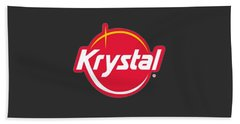 Krystal Bath Towel by Herb Strobino