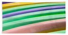 Kyak Rainbow Hand Towel