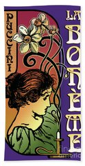 La Boheme Bath Towel