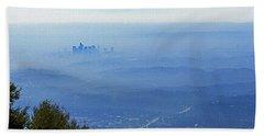 La In Smog Hand Towel