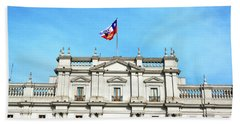 La Moneda Palace Hand Towel