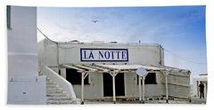 La Notte  Bath Towel