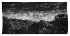Bath Towel featuring the photograph La Vallee Des Fees by Steven Huszar