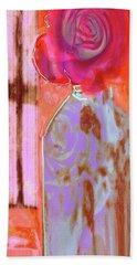 La Vie En Rose  1 Bath Towel