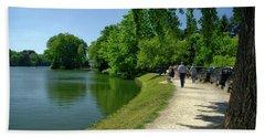 Lac De Genval Hand Towel