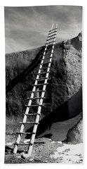 Ladder To The Sky Bath Towel