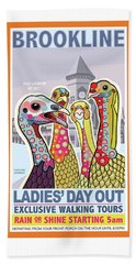 Ladies' Day Out Bath Towel