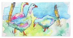 Ladies That Lunch Hand Towel