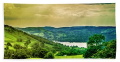 Bath Towel featuring the photograph Lake District 6 by Wallaroo Images