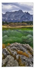 Lake Fusine Hand Towel