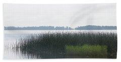 Lake Grasses Hand Towel