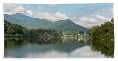 Lake Junaluska #1 - September 9 2016 Hand Towel