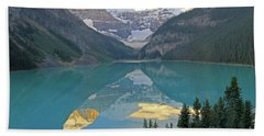 Lake Louise Sunrise Hand Towel