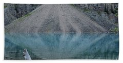 Lake Maligne Bath Towel
