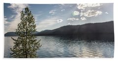 Lake Mcdonald - Glacier National Park Bath Towel