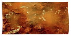 Hand Towel featuring the photograph Lake Of A Thousand Spirits by Deborah Moen