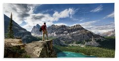Lake O'hara Adventure Bath Towel
