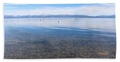 Lake Tahoe Bath Towel