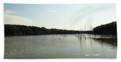 Lake View Bath Towel
