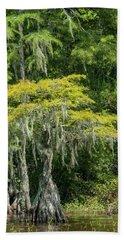 Lake Waccamaw Cypress Bath Towel