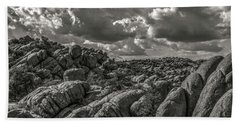 Lake Watson Granite Rocks Prescott Arizona Bnw 2482 Hand Towel