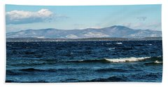 Lake Winnipesaukee Bath Towel
