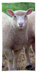 Lamb Bath Towel