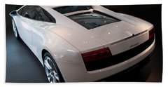 Lamborghini Gallardo Lp550-2 Bath Towel