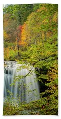 Land Of The Noonday Sun Hand Towel