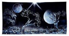 Land Of The Stars Hand Towel