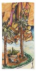 Lands End Cabo  Hand Towel
