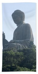 Bath Towel featuring the photograph Lantau Island 50 by Randall Weidner