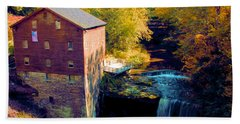 Lanterman's Mill Hand Towel