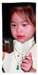 Laotian Princess Hand Towel