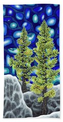 Larch Dreams 1 Hand Towel