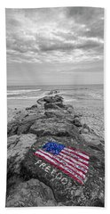 Lashley Beach Freedom Bath Towel