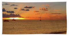 Last Light Frigate Bay Bath Towel